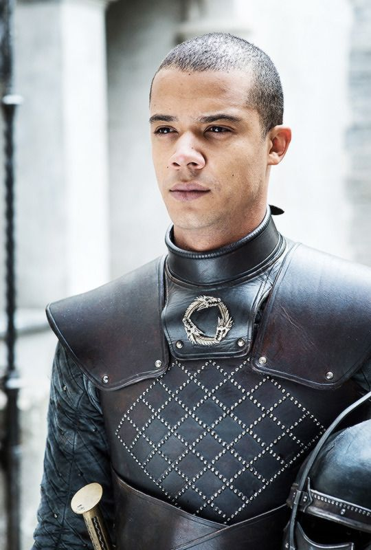 Grey Worm in The Queen's Justice 7.03 (x)