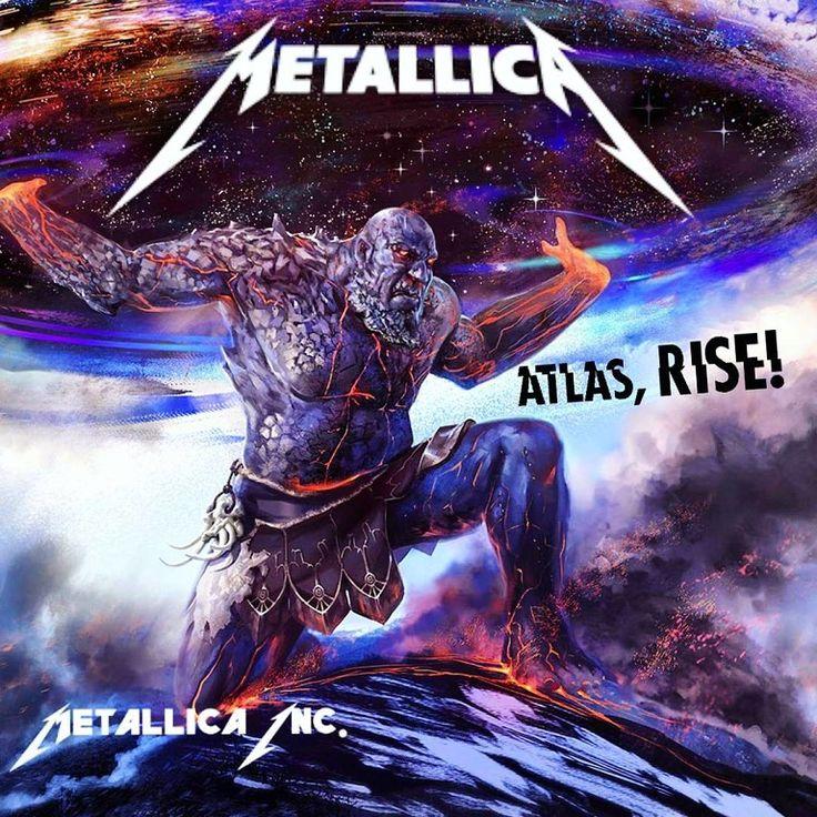 "MetallicA ""Alas, Rise"""