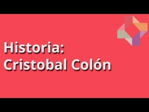 Historia: Cristóbal Colón