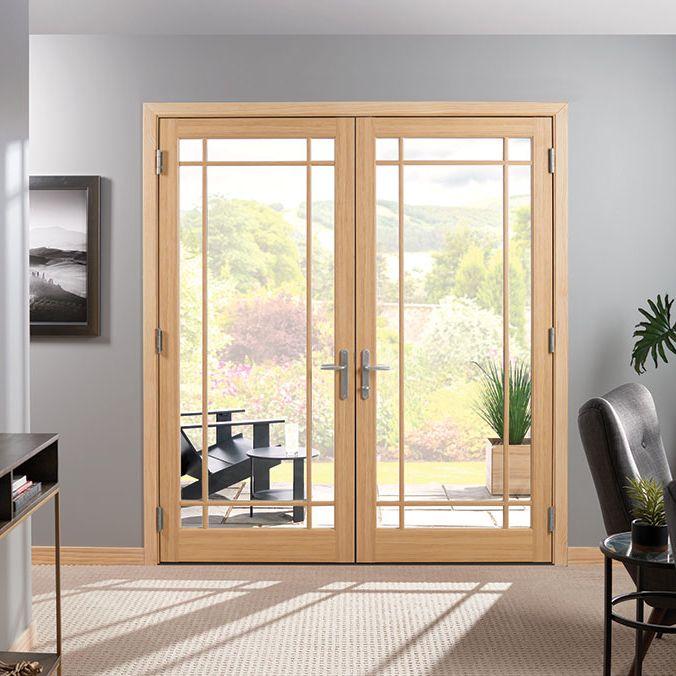 Infinity Inswing French Door Patio Doors Windows And Doors Exterior Renovation