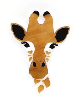 Gloria The Giraffe