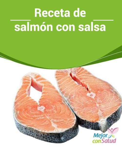 Receta de salmón con salsa de limón Siguiendo con el tema de las fiestas y las recetas bajas en Kilocalorías, hoy os traigo una receta rica y nutritiva, fácil de preparar y que seguro que te gustará.