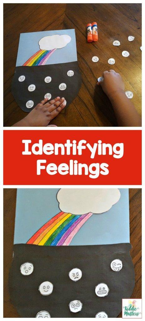 St. Patrick's Day Feelings Identification Activity - Kiddie Matters