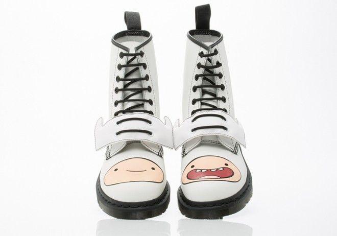 Adventure Time x Dr. Martens