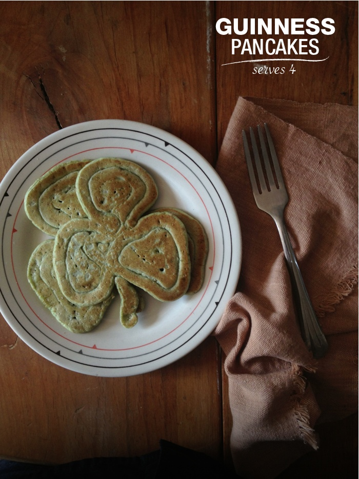 Guinness pancakes | Emily Leclerc