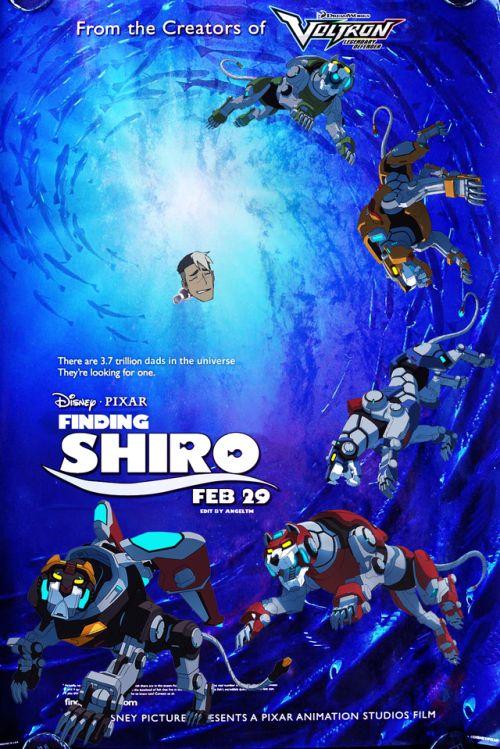 Finding Shiro - by tenshi-haruhana - Season 3 looks great, you guys...
