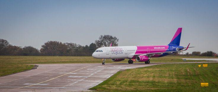 Wizz Air începe, de miercuri, operarea pe Aeroportul Suceava. Prima cursă Milano-Suceava vine cu 131 de pasageri și pleacă cu 117