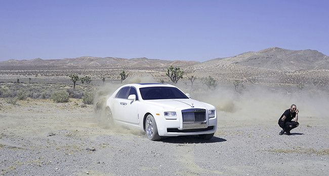 Image result for rolls royce white iverson