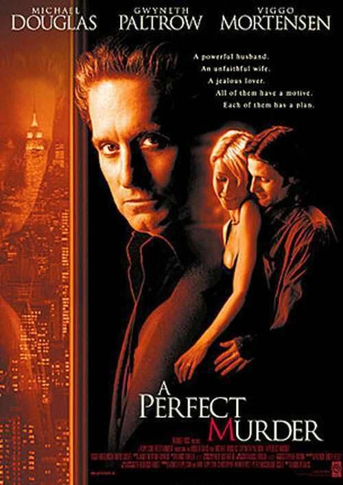 Un crimen perfecto (1998). 6 - Regular