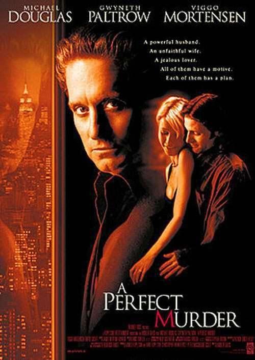 Un crimen perfecto (1998). 6 - Regular