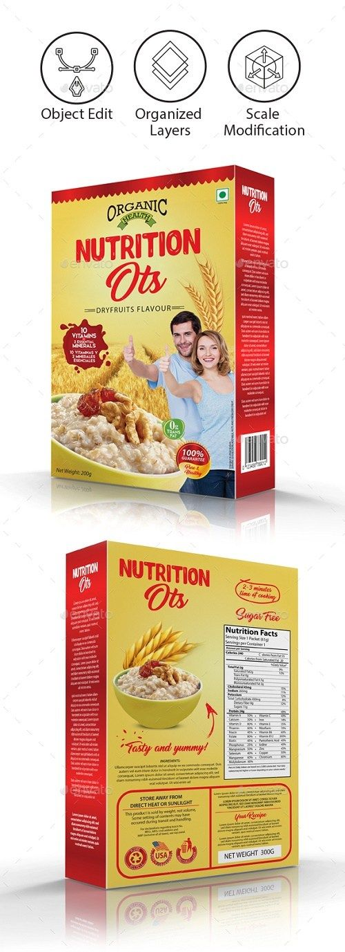 Download 14 Best Cereal Box Mockup Templates - Free & Premium ...