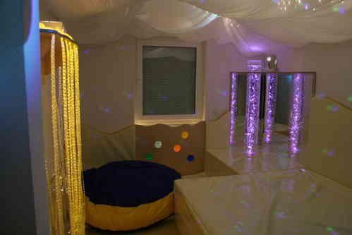 Snoezelraum a snoezelraum pinterest raumgestaltung for Raumgestaltung entspannung