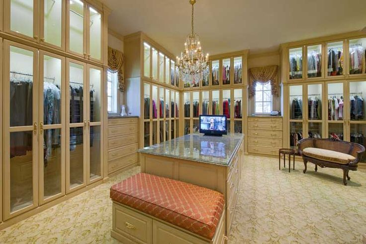 Fine Luxury Custom Closets To Inspiration
