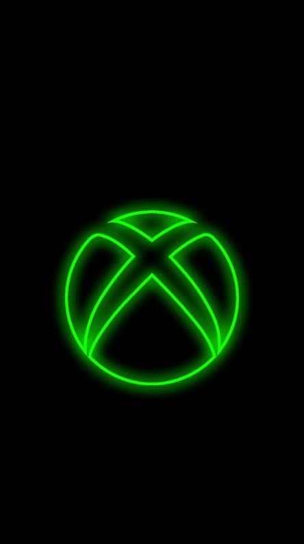 Xbox One X 4k Backgrounds Xbox Logo Xbox Gaming Wallpapers