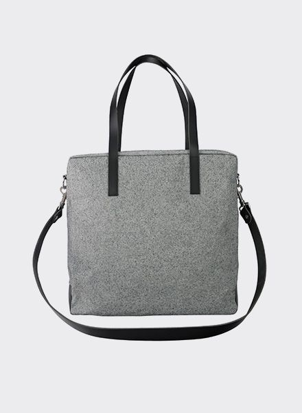 "Sarah Johann Shoulder bag ""Oslo"" Grey"