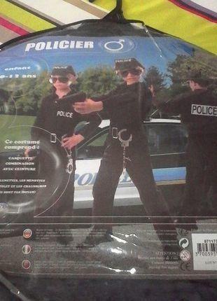 À vendre sur #vintedfrance ! http://www.vinted.fr/mode-enfants/garcons-autre/29051012-deguisement-policier-1012-ans