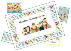 [ jeu à imprimer ] Question de point de vue – Cycle 3   livres pour la classe Cycle 1 Cycle 2 Cycle 3