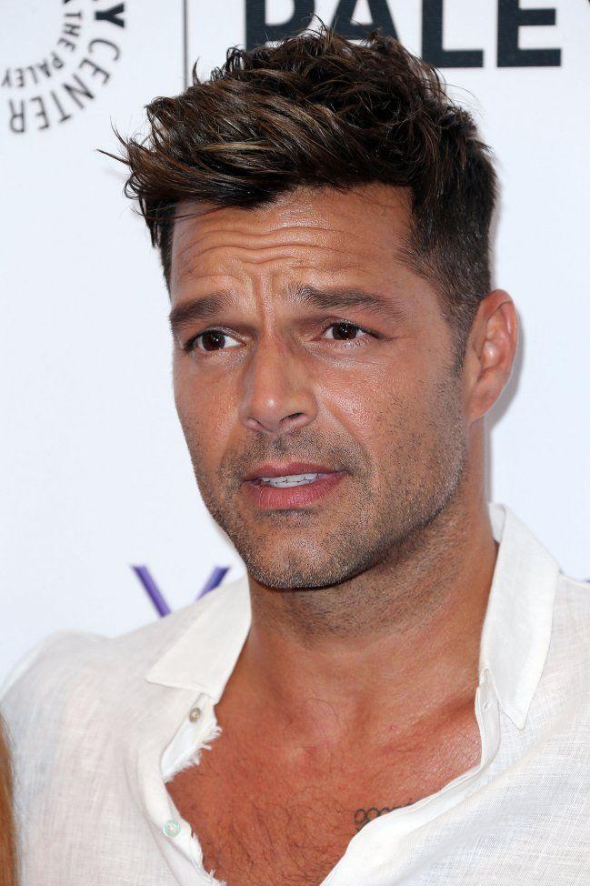 19 fotos que nos demuestran que Ricky Martin está más guapo que nunca - IMujer