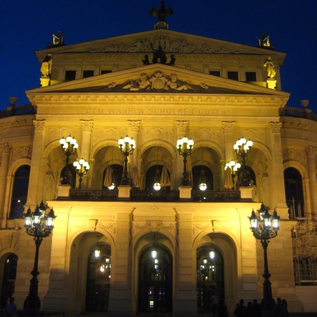 Alte Oper- Frankfurt, Germany