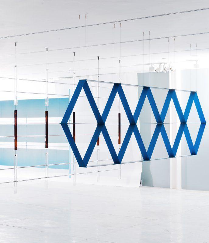 17 Screens Exhibition, Erwan and Ronan Bouroullec.