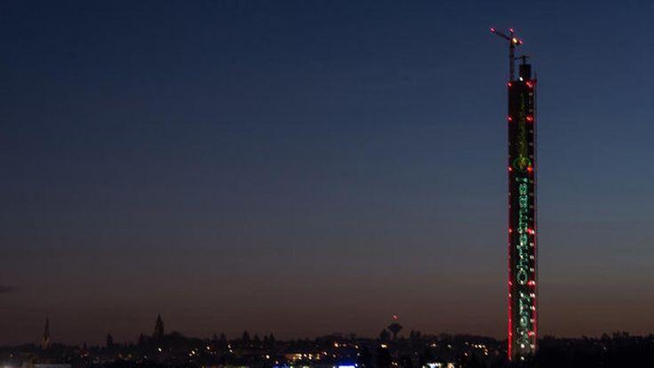Höchste deutsche Panoramaplattform: Rottweil freut sich auf seinen Mega-Turm