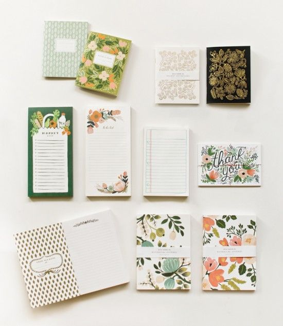 {have you seen}  Rifle Paper Co.'s spring collection