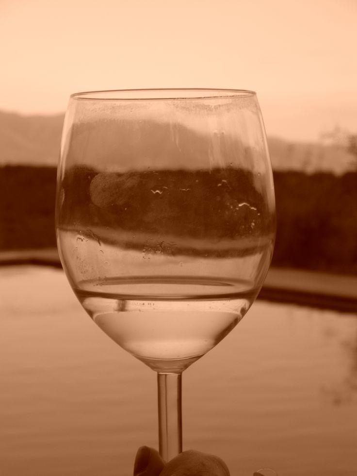 Dopo un bicchiere di vino