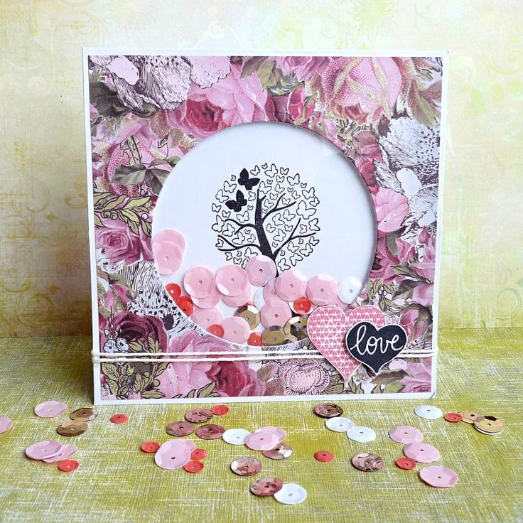 Valentýnské chrastidlo   Davona výtvarné návody