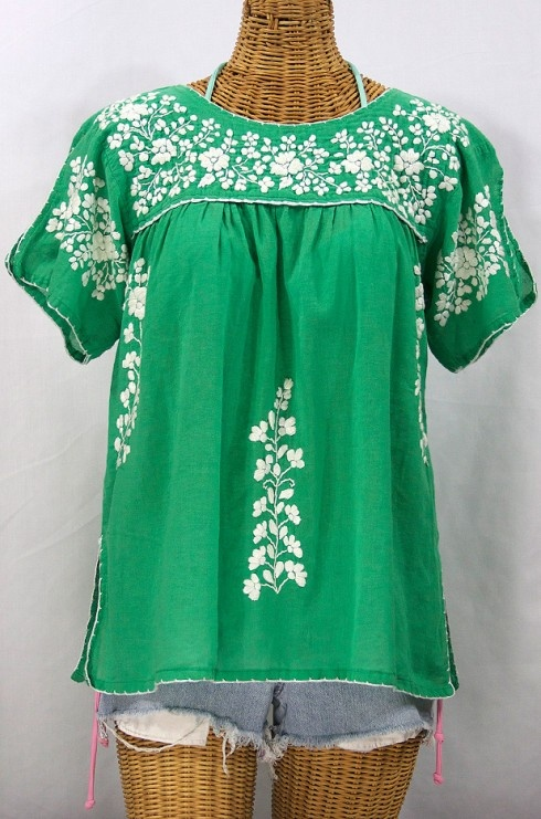 1000+ images about Embroidered Peasant Tops & Mexican ...