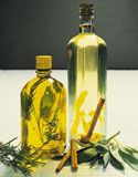How to make your own herb-infused cooking oils #DIY