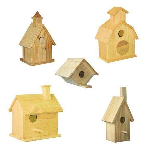 Best 25 bird house kits ideas on pinterest decorative for Different bird houses