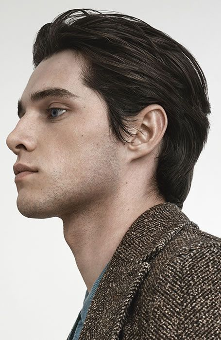 Hairstyles for men 2013 medium