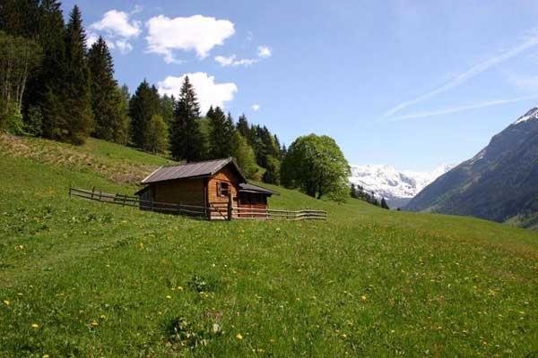 NIG-SBG Rauris Hütte/Hut 4-6 Pers., Rauris