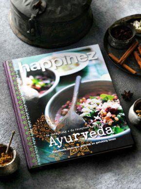 Ayurveda handboek - Happinez