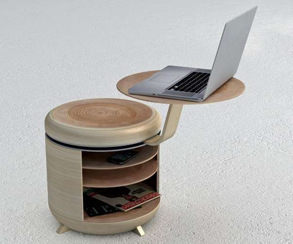 100 Unconventional Stool Designs