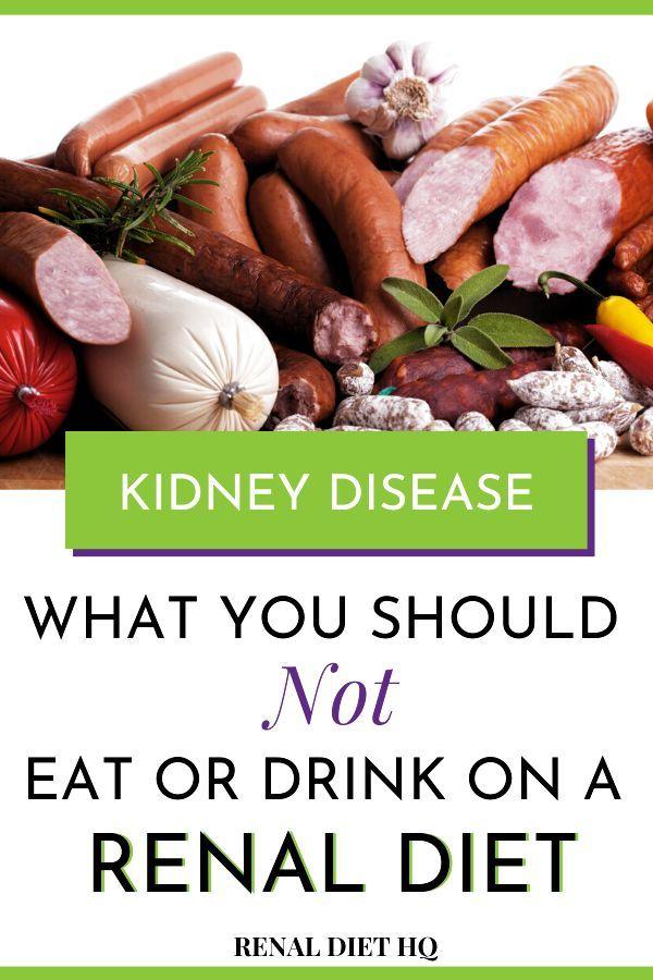 Ckd Diet Food Lists Kidney Disease Diet Recipes Diet Food List Kidney Diet Food Lists