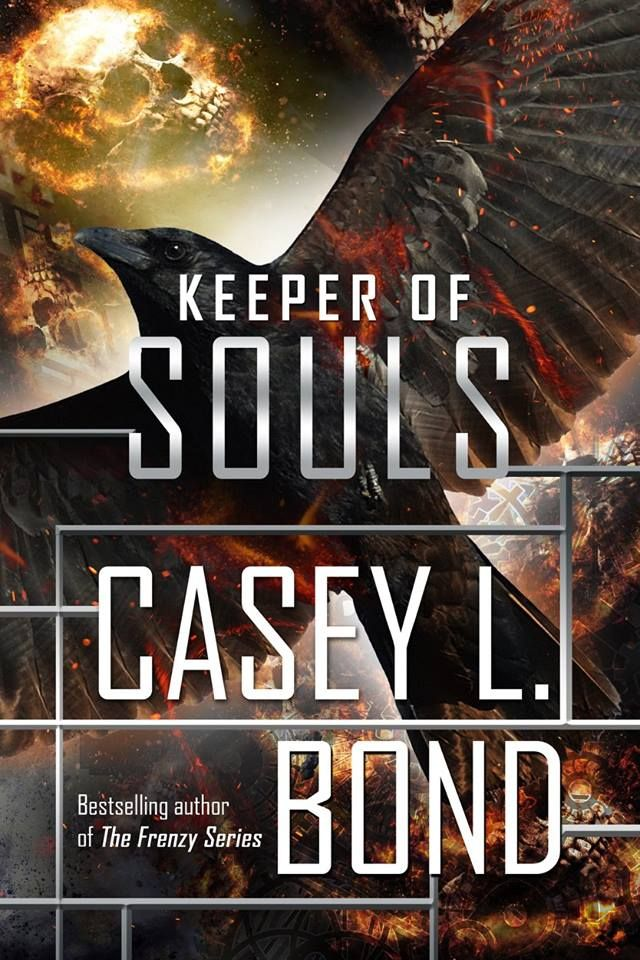 Mythical Books: He isn't supposed to be real - Keeper of Souls by Casey L. Bond