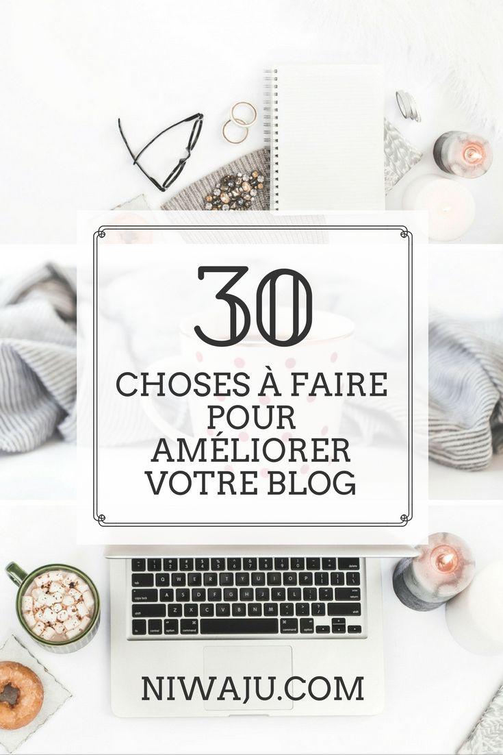 30 choses à faire pour améliorer votre blog. Accéder à la bibliothèque privée du blog.