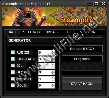 Steampire Cheat Engine download. Download Steampire Cheat Engine full version. Official Steampire Cheat Engine is ready to work on iOS, MacOS and Android.