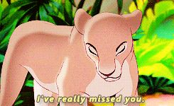 One of my favorite parts of the movie The Lion King