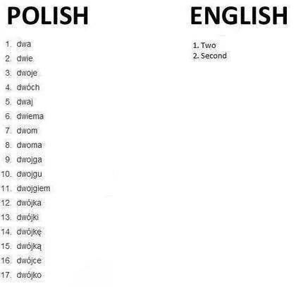 polish language