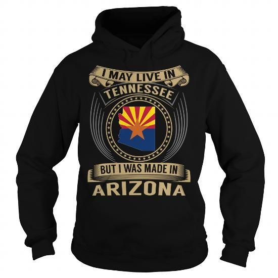 Live in Tennessee - Made in Arizona - Special #state #citizen #USA # Tennessee #gift #ideas #Popular #Everything #Videos #Shop #Animals #pets #Architecture #Art #Cars #motorcycles #Celebrities #DIY #crafts #Design #Education #Entertainment #Food #drink #Gardening #Geek #Hair #beauty #Health #fitness #History #Holidays #events #Home decor #Humor #Illustrations #posters #Kids #parenting #Men #Outdoors #Photography #Products #Quotes #Science #nature #Sports #Tattoos #Technology #Travel…