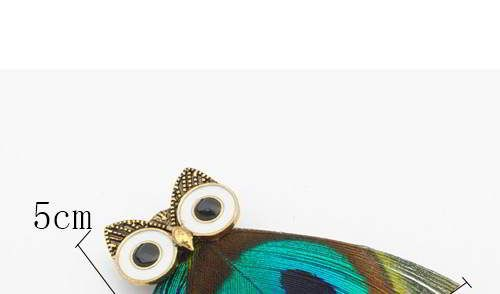 Forever21 Owl Color Matching,small and catchy.Brooch Multi Color. REPIN if you love it.😊  Only 31 IDR