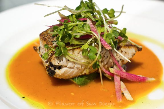 George's at the Cove in La Jolla offers outdoor seating -- overlooking the ocean -- and some of the freshest seafood in town.