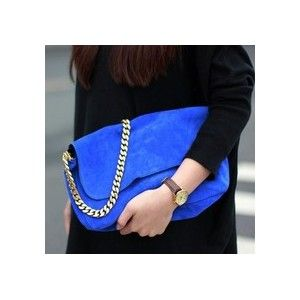 buy celine handbags online - celine blue leather handbag gourmette