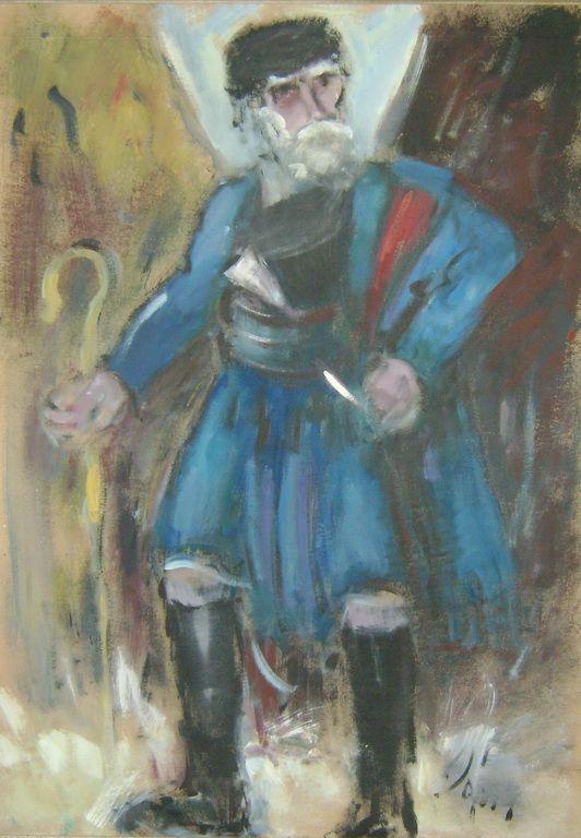 Παπαγεωργίου Μιχάλης (Ντόρις) – Michalis Papageorgiou (Doris) [1896-1987] Κρήτας Αγωνιστής