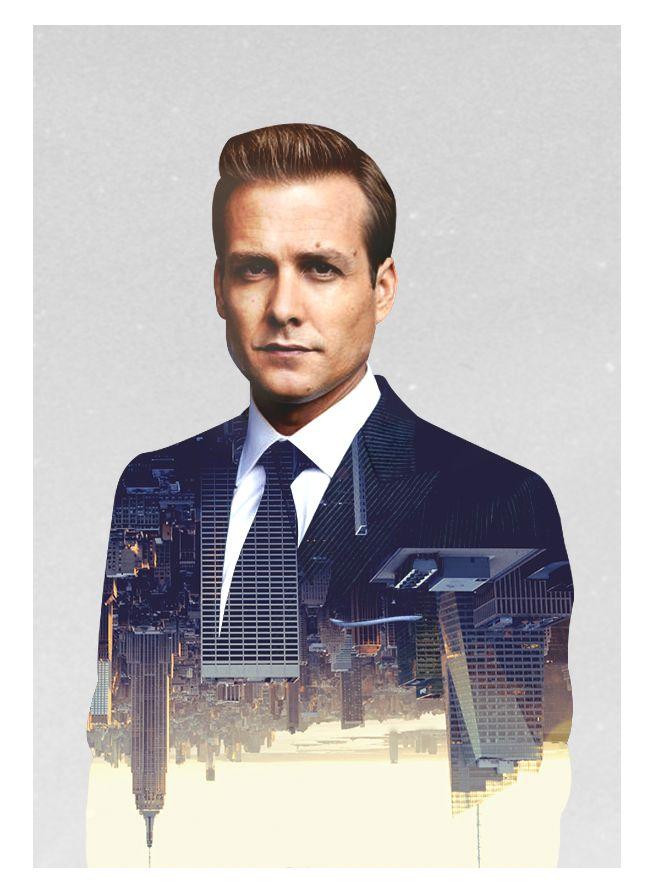 Harvey Specter #Suits
