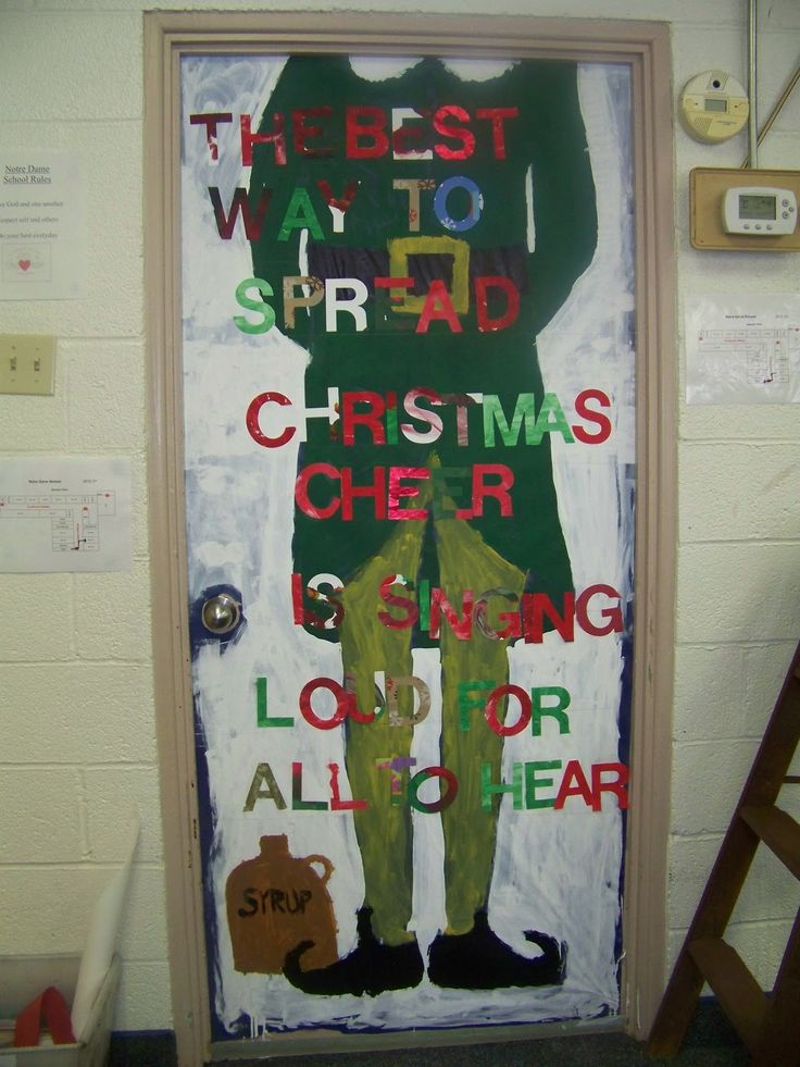 Best Ways To Decorate Your Front Door For Christmas With
