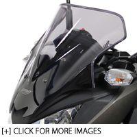 MRA Kawasaki Z300 2015> Onwards Double Bubble Motorcycle Screen