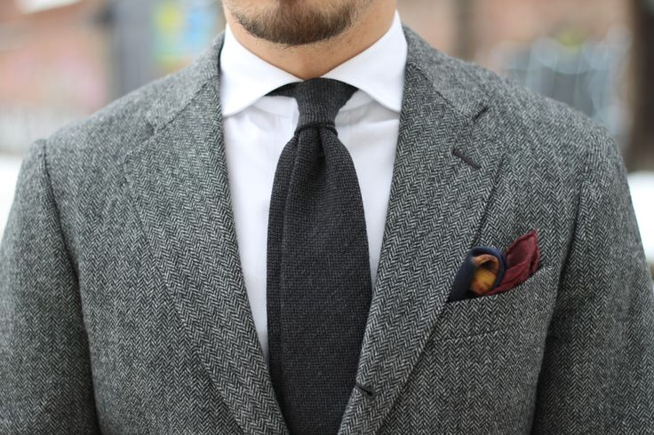 gray-herringbone-wool-suit-with-gray-wool-tie-and-dla-pocket-square